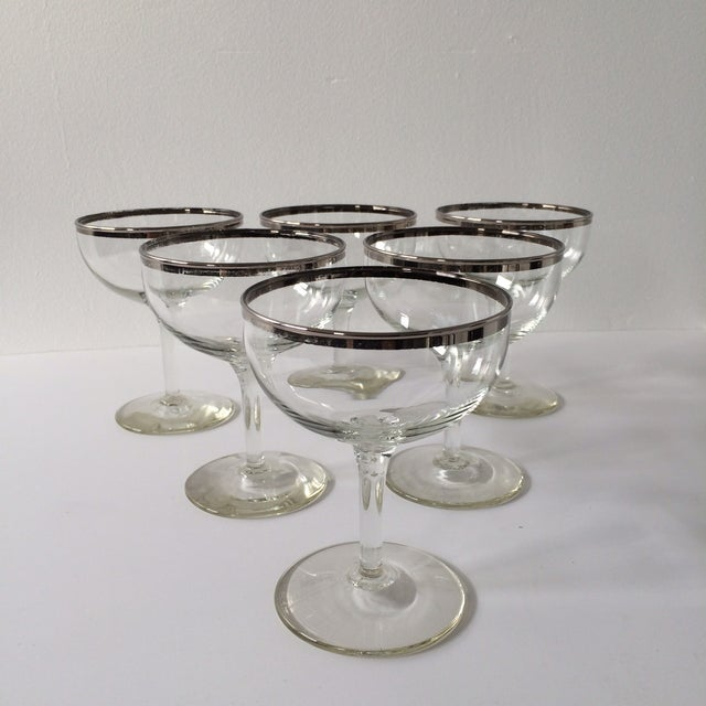 Champagne Glasses - Set of 6 - Image 4 of 5