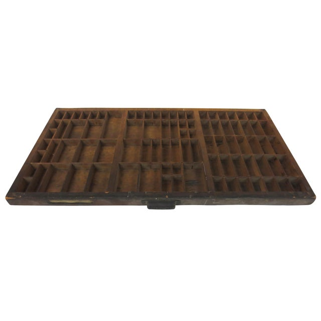 Image of Typesetters Tray