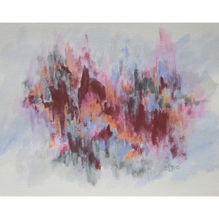"""All Your Love"" Abstract Painting by Cleo"