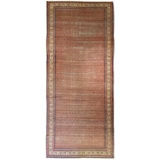 "Persian Seraband Long Rug 7' x 16'4"""