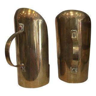 Brass Votives - A Pair