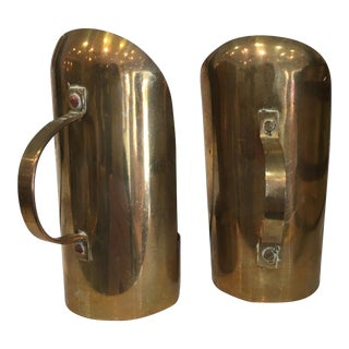 Brass Votives - A Pair
