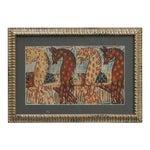 Image of Bonad Fragment with Four Horses (#52-91)