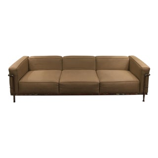 Le Corbusier Lc3 Grand Modele Sofa