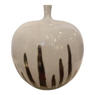 Contemporary Porcelain Vase