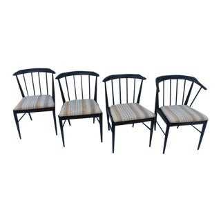 Hans Wegner Style Dining Chairs - Set of 4