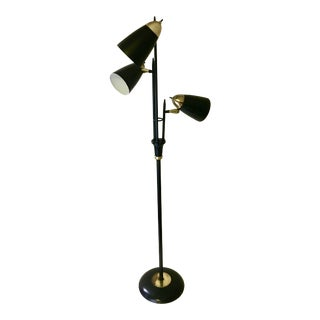 "Gerald Thurston for Lightolier ""Triennale"" Floor Lamp"