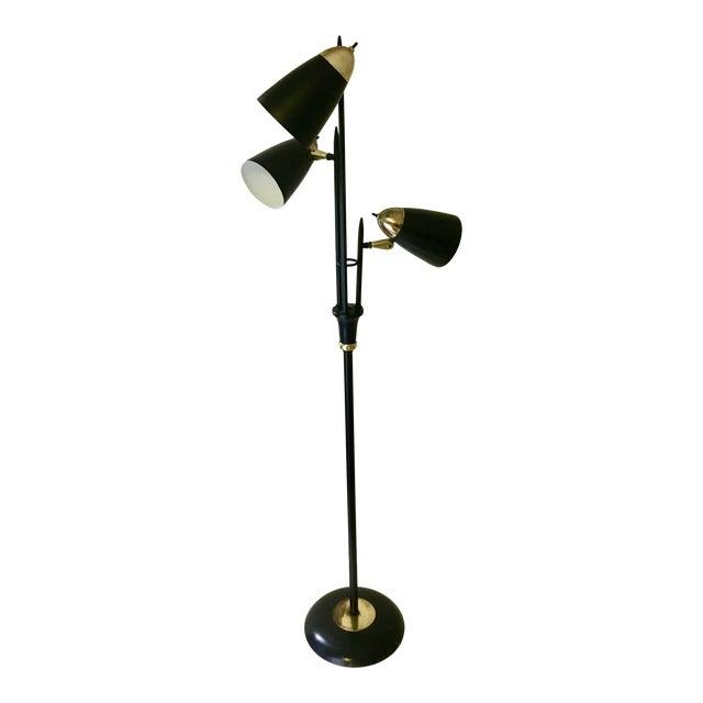"Image of Gerald Thurston for Lightolier ""Triennale"" Floor Lamp"