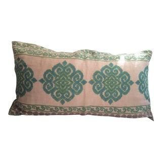 Handmade Lumbar Pillow Cases - A Pair