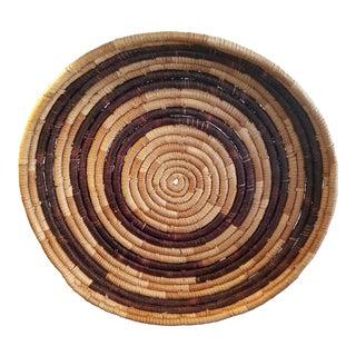Oversized African Grass Basket