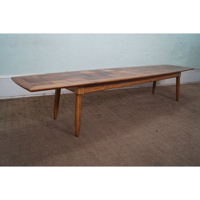 Tomlinson Surfboard Coffee Table - Image 5 of 10