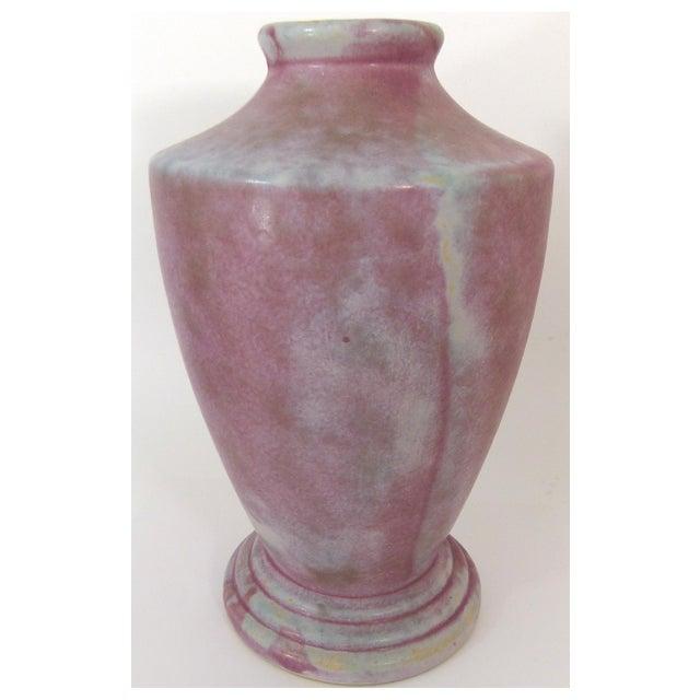 Vintage Burley-Winter Footed Vase - Image 2 of 8
