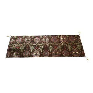 "Authentic Turkish Motif 54""x 18.5""Table Runner"