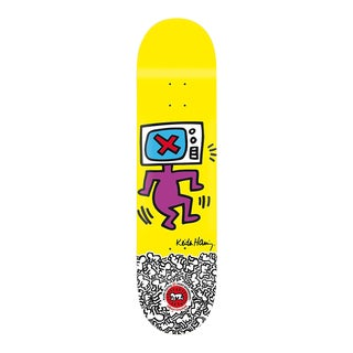 Limited Edition 2012 Keith Haring Skate Deck