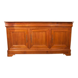 French Cherry Console