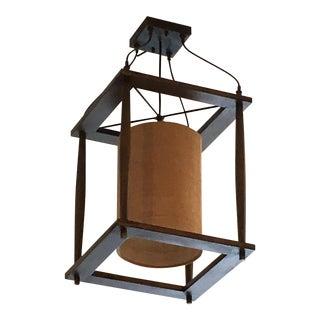 New! Currey & Company High Falls Lantern