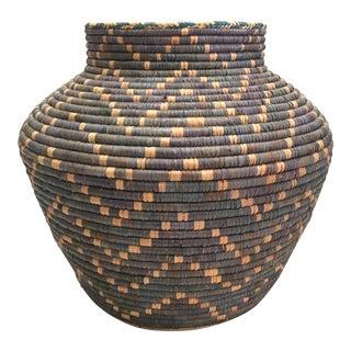 Large Southwestern Boho Basket