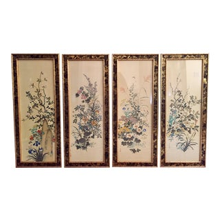 "Vintage Turner ""Four Seasons"" Prints - Set of 4"