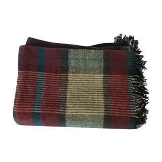 Beckman Plaid Blanket