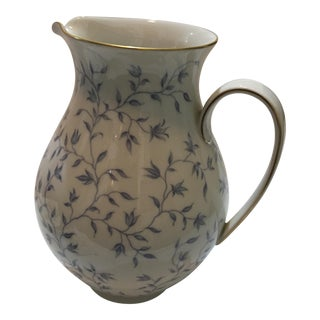 Porcelain German Pitcher by Furstenberg