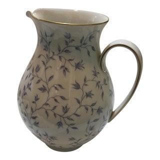 Porcelain German Pitcher by Furstenberg