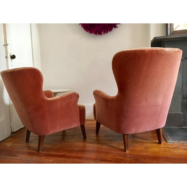 1958 Vintage Theo Ruth for Artifort Mid Century Danish Modern Lounge Chairs - a Pair - Image 4 of 6