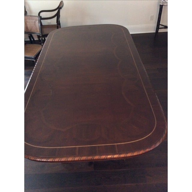 Alfonso Marina Solid Walnut Dining Table - Image 6 of 7