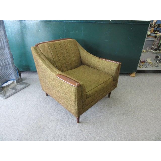 Kroeler Mid-Century Danish Modern Lounge Chair - Image 3 of 11
