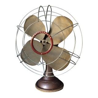 Vintage Westinghouse Mid Century Industrial Fan
