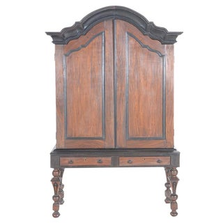 Antique Indian Cabinet