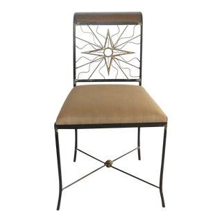 """Hand Made """"Sun"""" Chair By Mario Villa"""