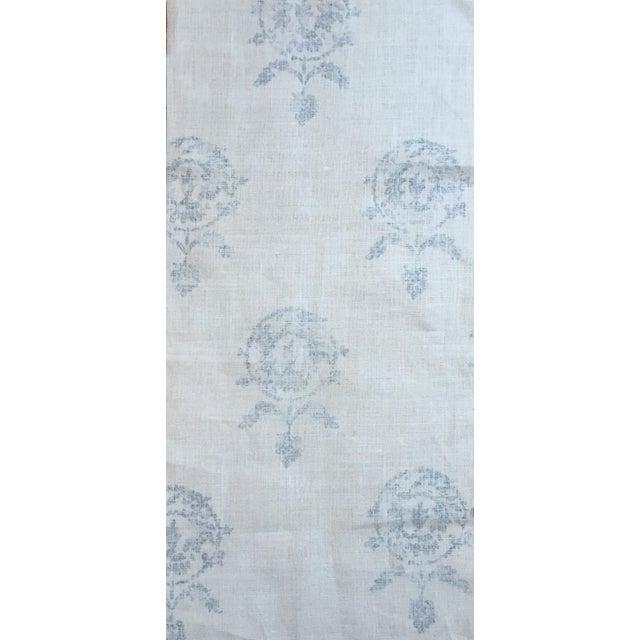 Zak+Fox, Custom Cuku Linen Fabric - 15 Yards - Image 5 of 5