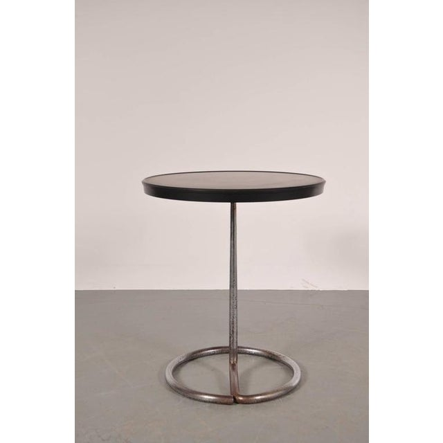 Large Edition Side Table by René Herbst for Stablet, France, 1935 - Image 2 of 10