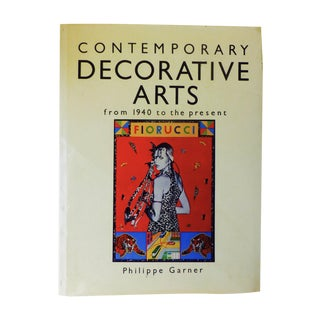 Contemporary Decorative Arts, 1940-80