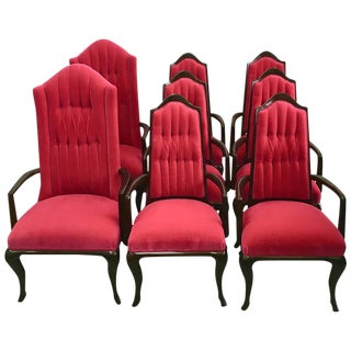Maurice Bailey for Monteverdi Young Dining Chairs - Set of 8