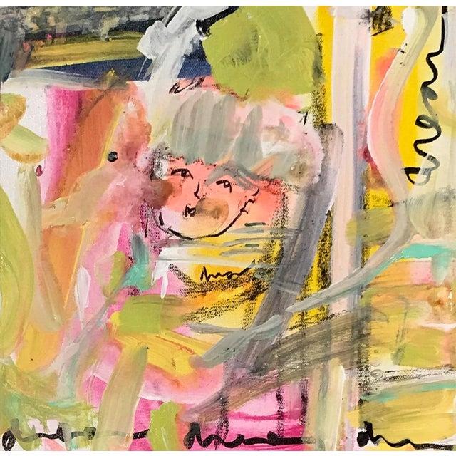 """Kerri Rosenthal """"Dream Dream"""" Original Painting - Image 2 of 4"""