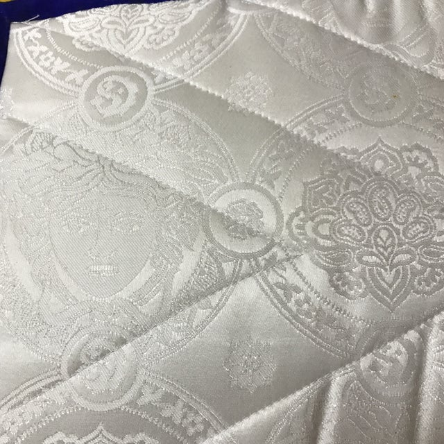Versace Silk Pillow Cover - Image 3 of 7