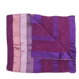 Moroccan Purple Sabra Pillowcase - A Pair