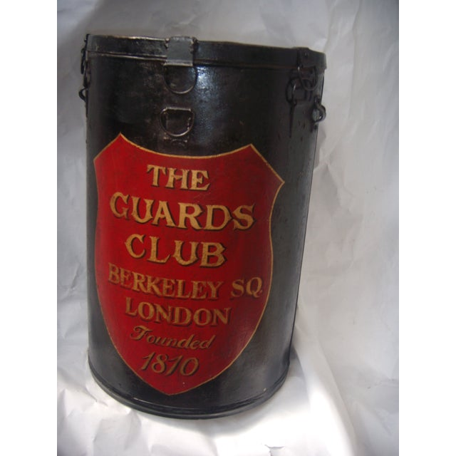 English Painted Metal Ballot Box - Image 3 of 10