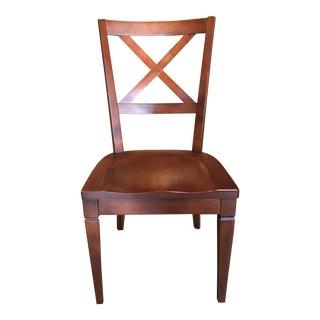 Ethan Allen Wooden Side Chair