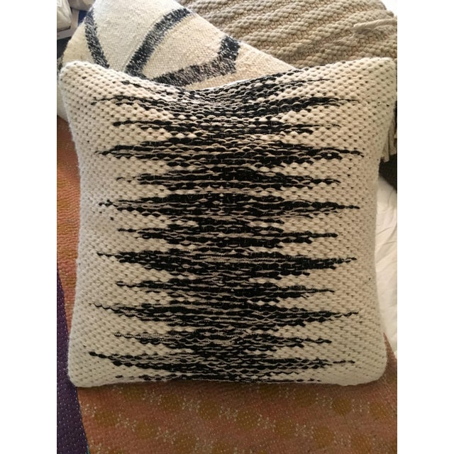 Black & Ivory Loloi Chaney Pillow - Image 3 of 3