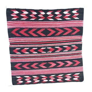 Vintage Navajo Rug - 2′6″ × 2′6″