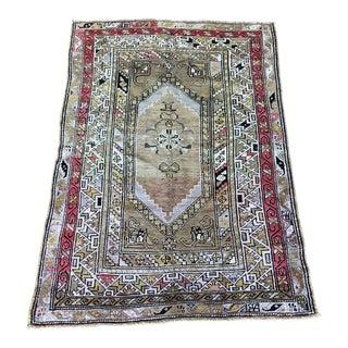 "Bellwether Rugs Vintage Turkish ""Tejana"" Rug - 4'6""x3'2"""