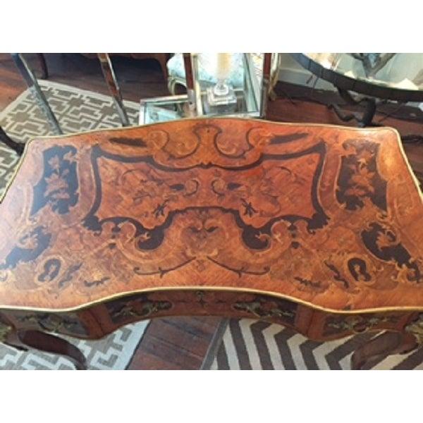 Napoleon III Style Writing Table - Image 7 of 8