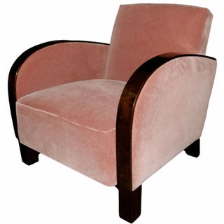 Custom Kalle Anka Club Chair