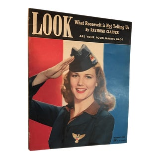 1941 Wartime Look Magazine Issue