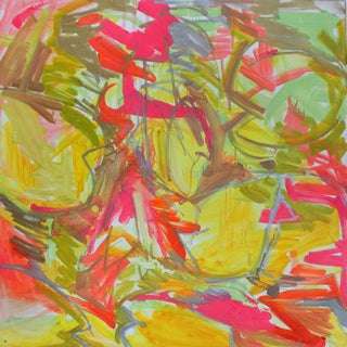 """Chinese New Year"" Abstract by Trixie Pitts"