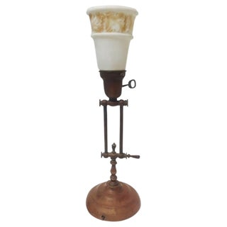 Antique Traditional Table Lamp