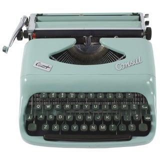 1960s Consul Comet Typewriter