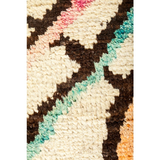 """Moroccan Area Rug - 9'1"""" X 11'7"""" - Image 3 of 3"""